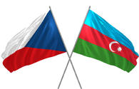 Trade turnover between Czech Republic, Azerbaijan up by 12pct