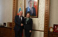 "Azerbaijan urges U.S. to strengthen efforts for solving Karabakh conflict <span class=""color_red"">[PHOTO]</span>"