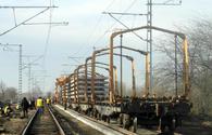 "Azerbaijan overhauls 75pct of Baku-Boyuk Kasik railway <span class=""color_red"">[PHOTO]</span>"