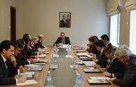 Azerbaijan holds meeting of National Commission for UNESCO