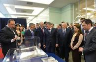 """State Duma hosts exhibition dedicated to Azerbaijan-Russia relations <span class=""""color_red"""">[PHOTO]</span>"""