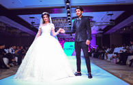 "Baku hosts stunning bridal fashion <span class=""color_red"">[PHOTO]</span>"