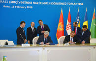 "Azerbaijan, Albania sign letter of intent at SGC Advisory Council's meeting <span class=""color_red"">[PHOTO]</span>"