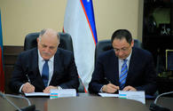 Azerbaijan, Uzbekistan sign co-op agreement
