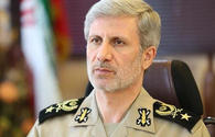 Iran's defense minister arrives in Azerbaijan