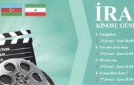 Days of Iranian cinema to be held in Baku