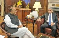 Azerbaijan, India eye cooperation