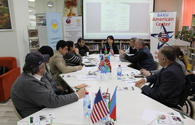 "US embassy in Azerbaijan helps people with disabilities receive free legal aid <span class=""color_red"">[PHOTO]</span>"
