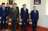 "25th anniversary of Tajik Armed Forces' creation celebrated in Azerbaijan <span class=""color_red"">[PHOTO]</span>"