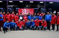 "Winner of F1 simulator championship in Shirvan revealed <span class=""color_red"">[PHOTO]</span>"