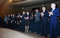 """Heydar Aliyev Center hosts classical music night dedicated to Khojaly genocide <span class=""""color_red"""">[PHOTO]</span>"""