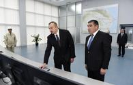 "President Aliyev attends commissioning of Mingachevir HPP after overhaul <span class=""color_red"">[UPDATE]</span>"