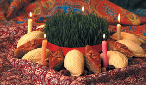 """Delicious sweets for Novruz holiday <span class=""""color_red"""">[PHOTO]</span>"""