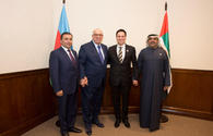 "AZAL president: Opening of Baku-Abu Dhabi flights to allow further expanding geography of flights <span class=""color_red"">[PHOTO]</span>"