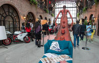 "Baku Media Center hosts event for Italian Design Day <span class=""color_red"">[PHOTO]</span>"