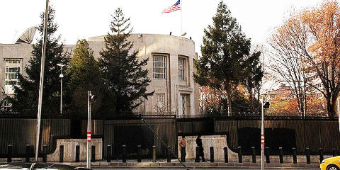 US Embassy in Ankara, Turkey Will be Closed Monday Due to Security Threat