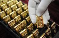 Gold price slightly down in Azerbaijan