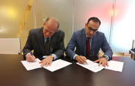 """Azeraeronavigation"", IATA to co-op in number of key areas <span class=""color_red"">[PHOTO]</span>"