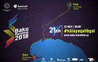Baku Marathon: Fun run returns for 2018