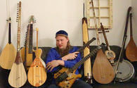 "American musician brilliantly plays kamancha <span class=""color_red"">[VIDEO]</span>"