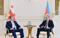 PM: Georgia invariably supports Azerbaijan's positions