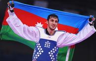 "Azerbaijan's taekwondo fighters top WTF Olympic ranking <span class=""color_red"">[PHOTO]</span>"