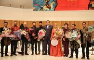 "Magic night of Azerbaijani music in China <span class=""color_red"">[PHOTO]</span>"