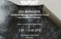 YARAT to host solo exhibitions of Aida Mahmudova and Michelangelo Pistoletto