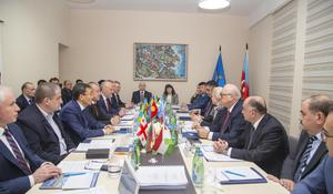 Regional countries discuss aviation issues in Baku