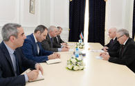"Azerbaijani CEC hosts meeting with CIS delegation <span class=""color_red"">[PHOTO]</span>"