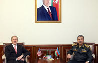 Azerbaijan, US mull issues of military cooperation
