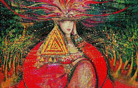 """Azerbaijani surrealist brings magic to Moscow <span class=""""color_red"""">[PHOTO]</span>"""