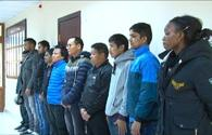 Azerbaijani Migration Service, State Security Service detain illegal migrants