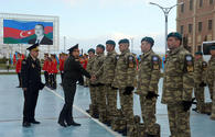 "Group of Azerbaijani peacekeepers leave for Afghanistan <span class=""color_red"">[PHOTO/VIDEO]</span>"
