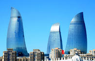 Changeable cloudy weather expected in Baku