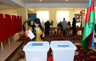"""Voting in presidential election starts in Azerbaijan <span class=""""color_red"""">[PHOTO]</span>"""