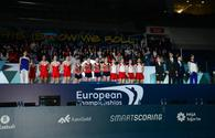 "Winners in Day 3 of trampoline competitions at European Championships in Baku awarded <span class=""color_red"">[PHOTO]</span>"