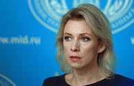 Zakharova: OSCE MG co-chairs to mull steps to intensify Karabakh conflict settlement