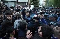 Criminal case filed into unrests in Yerevan