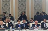 Dushanbe communique adopted at ECO Foreign Ministers Council meeting