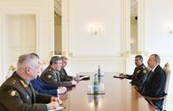 "President Aliyev receives Chief of General Staff of Russian Armed Forces <span class=""color_red"">[UPDATE]</span>"