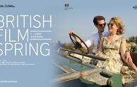 British Film Springs to life in Baku