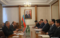Azerbaijani FM talks on threats of Armenia's Metsamor NPP