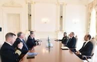 "Ilham Aliyev meets Gen.Scaparrotti; Baku hosts high-level meeting of Russian, NATO generals <span class=""color_red"">[UPDATE]</span>"