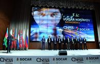 """Chess world number ones in bitter battles in Shamkir <span class=""""color_red"""">[PHOTO]</span>"""