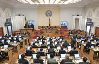 Parliament of Kyrgyzstan approves new structure of cabinet of ministers