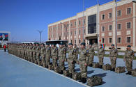 "Azerbaijani peacekeepers return from Afghanistan <span class=""color_red"">[PHOTO]</span>"