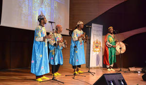 """Moroccan music sounds in Baku <span class=""""color_red"""">[PHOTO]</span>"""