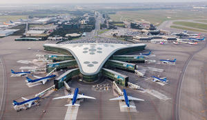 """Unique pictures of Heydar Aliyev International Airport <span class=""""color_red"""">[PHOTO]</span>"""