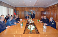 """New head of Azerbaijan's State Customs Committee introduced to staff <span class=""""color_red"""">[PHOTO]</span>"""